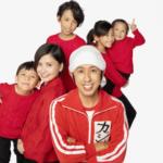 カジサックの子供は5人!子供が増えて再生数も激増!?カジサックの明るい家族観とは?